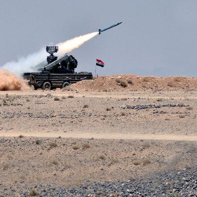 Турецкая армия нанесла удары по двум сотням объектов на севере Сирии