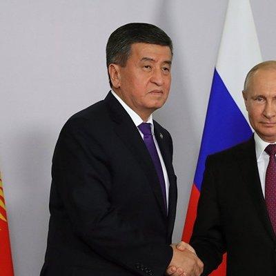 Путин назвал важным участие военнослужащих Киргизии в учениях