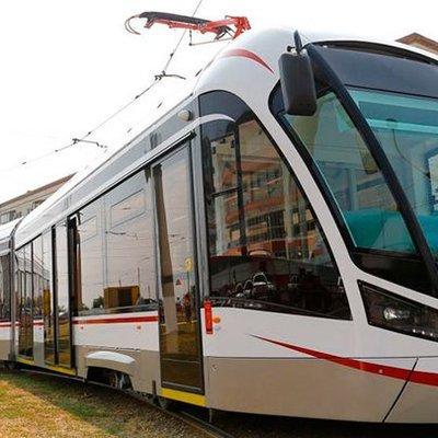 В Москве начинают тестировать беспилотный трамвай
