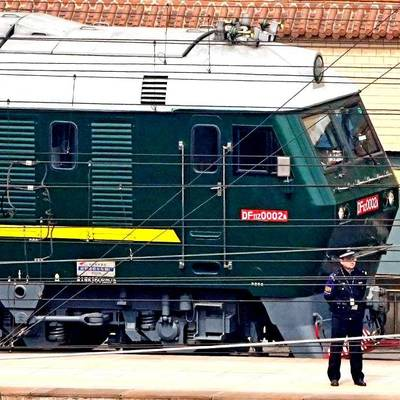 Поезд лидера КНДР отправился из Владивостока на родину