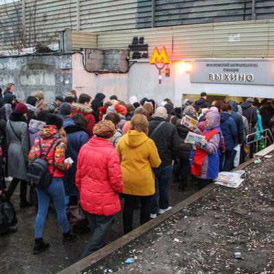 Закрытые станции фиолетовой ветки метро Москвы могут открыть досрочно