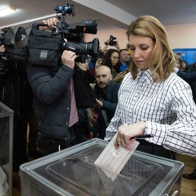 Жену Владимира Зеленского включили в базу «Миротворца»