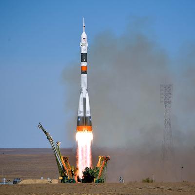 Ракета-носитель «Союз-2.1б» стартовала с космодрома Плесецк