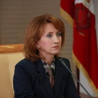 Ольга Тихонова