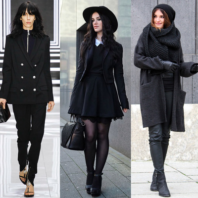 Опрос: одежда черного цвета — лучшая для успешного прохождения собеседования