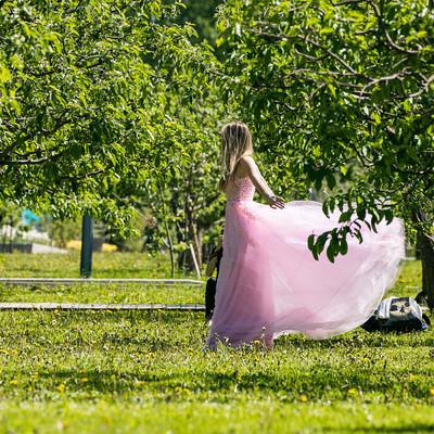 В Москве на ВДНХ появился сад молодоженов