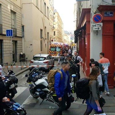 Полиция Франции задержали отца студента, подозреваемого во взрыве в Лионе