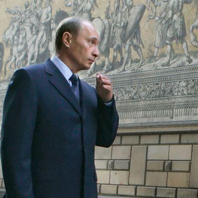 В Дрездене организовали экскурсию «по местам Владимира Путина»
