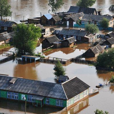 В Иркутской области выдают свидетельства о восстановлении жилья