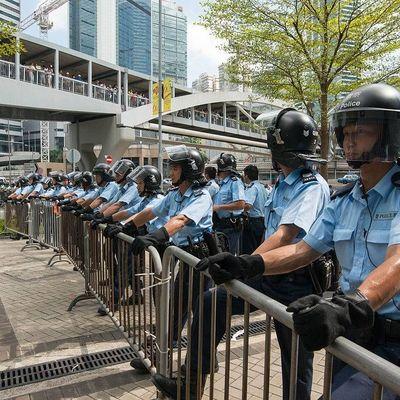 Для протестующих в аэропорту Гонконга выделили спецзоны
