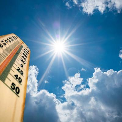 Метеослужба Франции отменила введенный в пятницу из-за сильной жары оранжевый уровень тревоги
