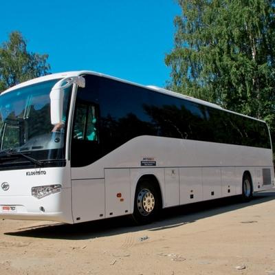 Детей, которых перевозили на полумикроавтобуса, отправили домой другим автобусом