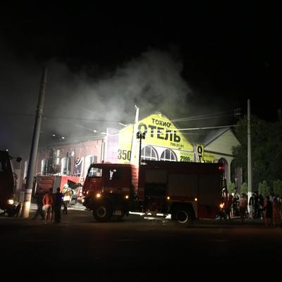Зеленский лично проконтролирует расследование пожара в одесском отеле