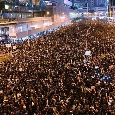 Гражданский фонд по правам человека собирает очередную демонстрацию в Гонконге