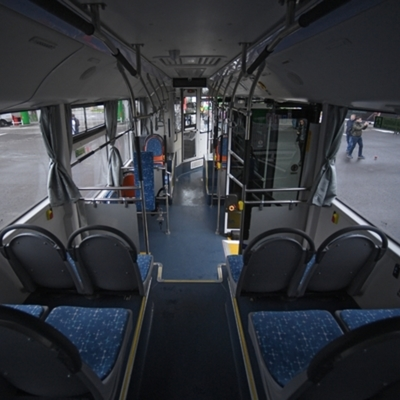 В Уфе водитель отказался впускать незрячую женщину с ребенком в автобус
