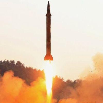 КНДР провела испытания сверхмощной ракетной пусковой установки