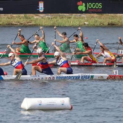 Российские каноисты завоевали золото чемпионата мира в венгерском Сегеде