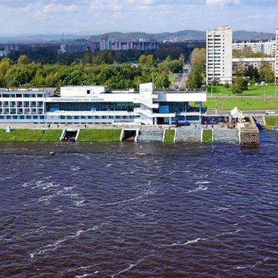 Уровень реки у Комсомольска-на-Амуре превысил отметку в 704 сантиметра