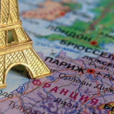 Французские фермеры начали серию манифестаций