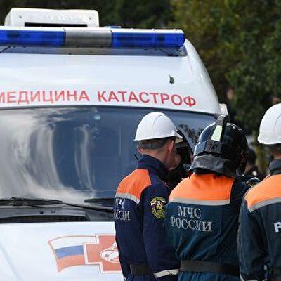 Угроза обрушения десятиэтажного дома в Красноярске отсутствует