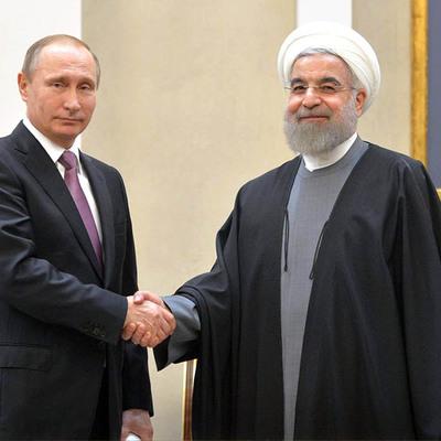 Путин выразил соболезнования Роухани в связи с жертвами коронавируса в Иране