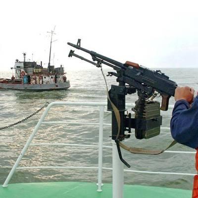 Северокорейские браконьеры при задержании применили холодное оружие