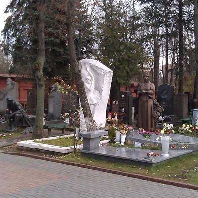 Похороны Лужкова пройдут 12 декабря на Новодевичьем кладбище