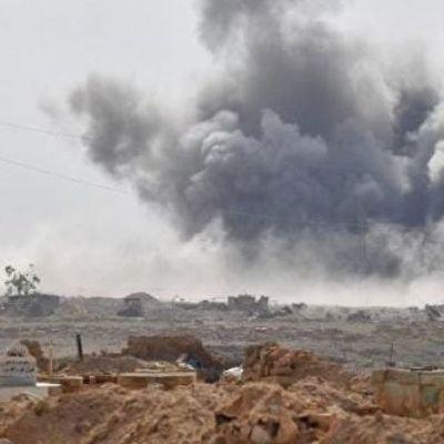 Турция проводит наземную наступательную операцию в Рас-эль-Айне