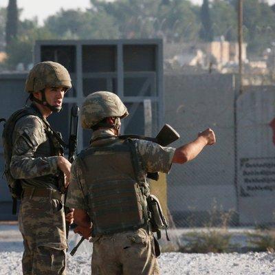 Сегодня в полдень на границу Турции и Сирии введут российскую военную полицию