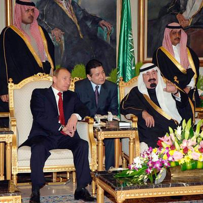 Сотрудничество России и Саудовской Аравии направлено на укрепление безопасности на Ближнем Востоке