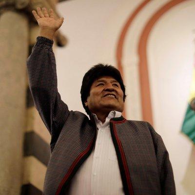 Эво Моралес заявил о попытке государственного переворота