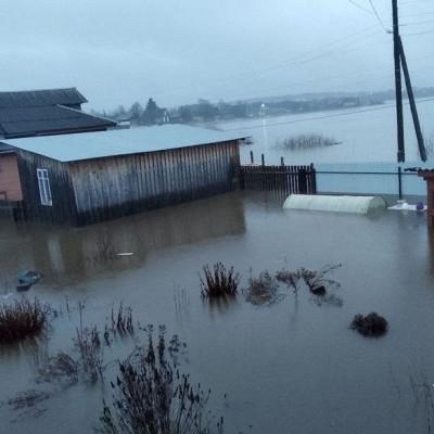Город Солигалич Костромской области полностью освободился от воды