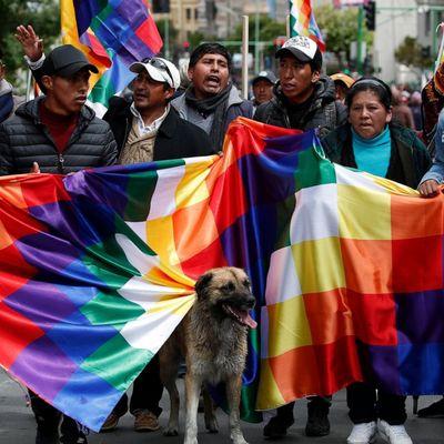 МИД пристально следит за ситуацией с безопасностью граждан в Боливии