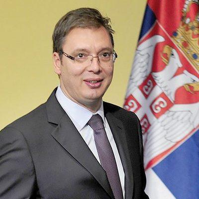 Президент Сербии возвращается на работу после госпитализации