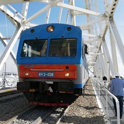 Уже 50 тысяч билетов продано на поезда в Крым с момента старта продаж