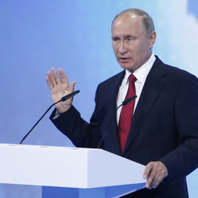 Владимир Путин поддержал идею выделения квот для паралимпийцев