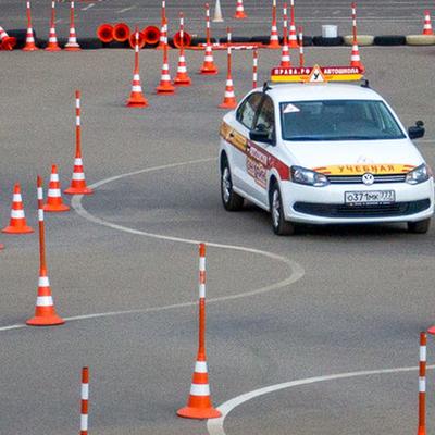 «Площадку» могут исключить из экзамена на водительские права