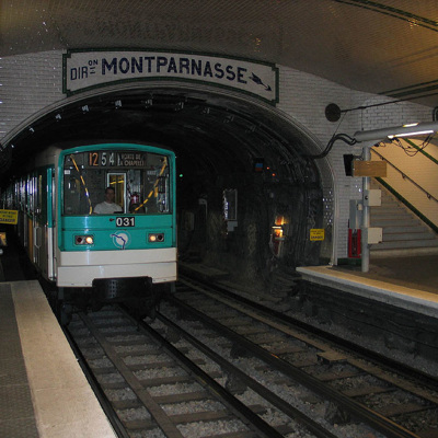 Масштабная национальная забастовка парализует парижское метро