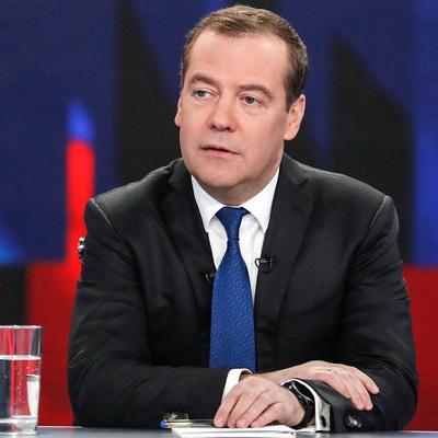 Медведев предложил помочь многодетным семьям выплатить ипотеку