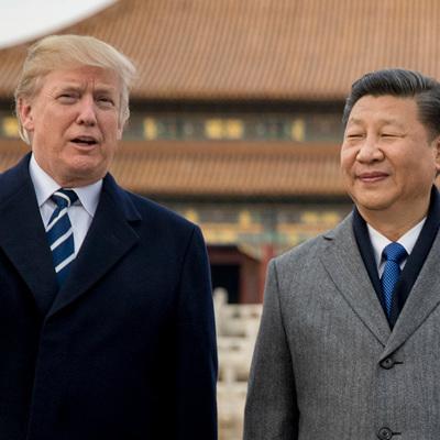 Трамп и Си Цзиньпин вошли в шорт-лист претендентов на звание