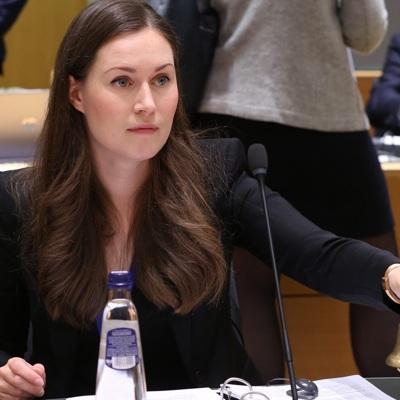 Новым премьером Финляндии стала Санна Марин