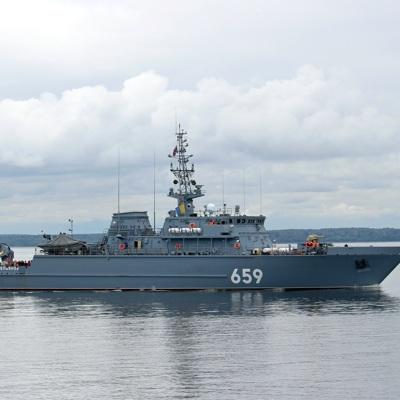 Корабль «Владимир Емельянов» приступил к выполнению программы госиспытаний
