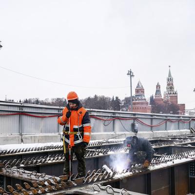 На сто лет продлён срок службы Большого Москворецкого моста