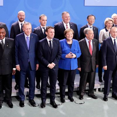 Путин провел встречи с Борисом Джонсоном и Урсулой фон дер Ляйен