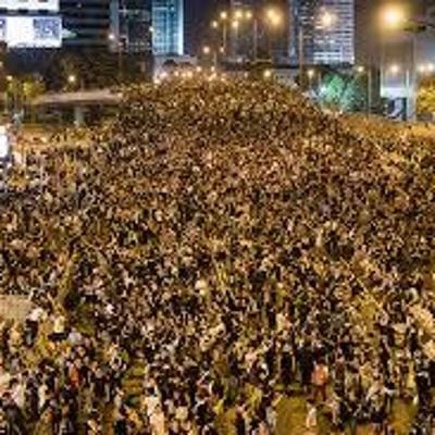 В Гонконге начались протесты