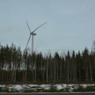 Цена на электричество в Финляндии стала отрицательной