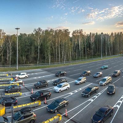 Скоростной режим будет увеличен на участке трассы М-11