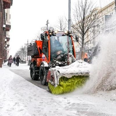 Московские коммунальщики перешли на усиленный режим работы из-за ухудшения погоды