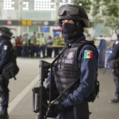 В Мексике 11 человек погибли и двое пострадали в результате вооружённого нападения