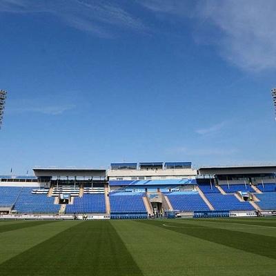 Попова лично убедилась в готовности стадиона